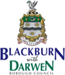 blackburn darwen council logo